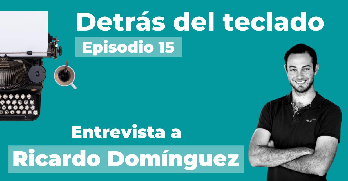 Entrevista a Ricardo Domínguez
